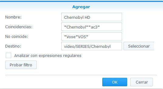 filtro chernobyl donwloadstation descargar