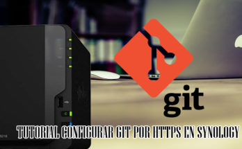 TUTORIAL INSTALAR GIT POR HTTPS EN SYNOLOGY